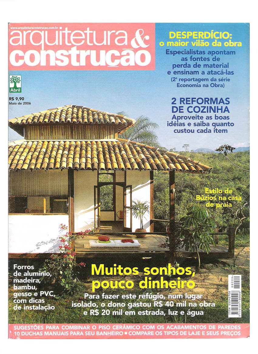 Arquitetura e Construção - CAPA