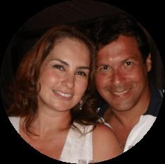Andrea e Luiz Claudio Gomes